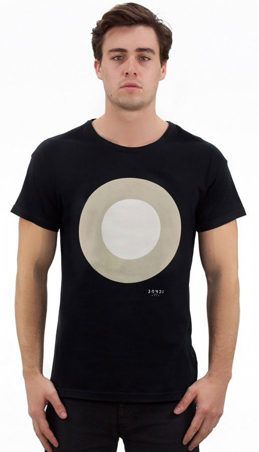 target black for men at bondiwear
